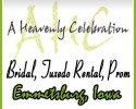 Heavenly Celebration Banner