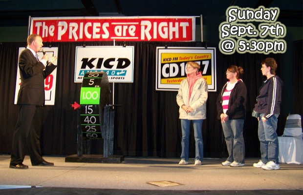 6th Annual Prices Are Right